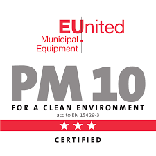 PM10 –  CERTIFICATION